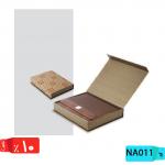 چاپ سررسیدظهیر الاسلام ارگانایزر,طرح زمرد ,جعبه دار ,3لت,NA011