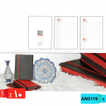 قیمت سررسید چرم سالنامه,رقعی,جلد,چرم,لبه لاک,AN0119
