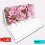 تقویم رو میزی خشتی ,هفتگی,PK11