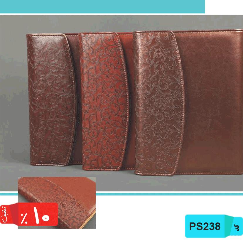 قیمت سررسید کوچک کیف, سالنامه, وزیری, ۳ لت, لبه گرد ,مگنتی,PS238