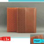 نمایشگاه سررسید تهران سالنامه,ارگانایزر, ۳ لت,جلد دو رنگ,PS247