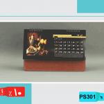 تقویم رومیزی خلاقیت  تقویم,رومیزی,جام,پایه,پوست ماری,PS3001