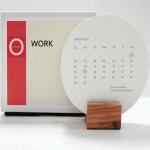 انواع تقویم رومیزی اداری , PS14
