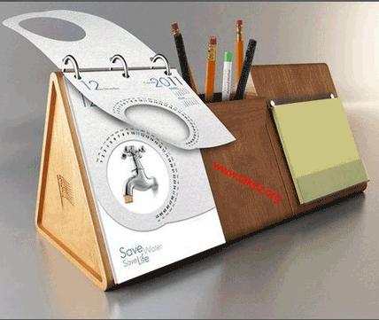 خرید تقویم رومیزی صنایع دستی