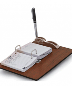 تقویم رومیزی اداری,پایه چوبی, افقی,AR8_9814