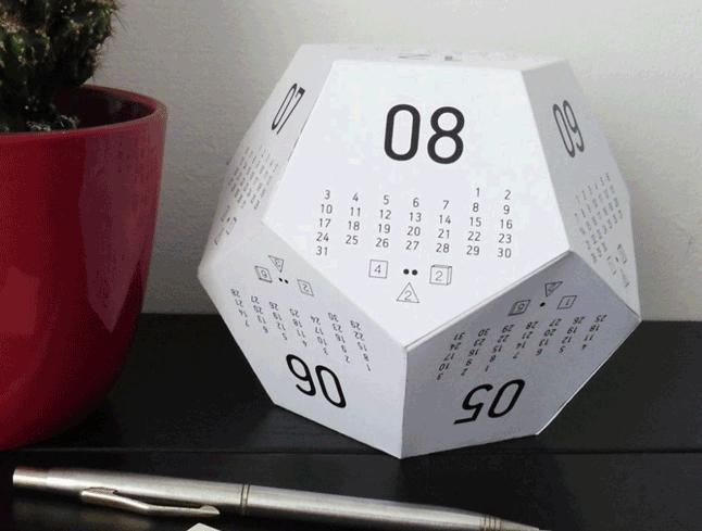 تقویم رومیزی چاپ اختصاصی