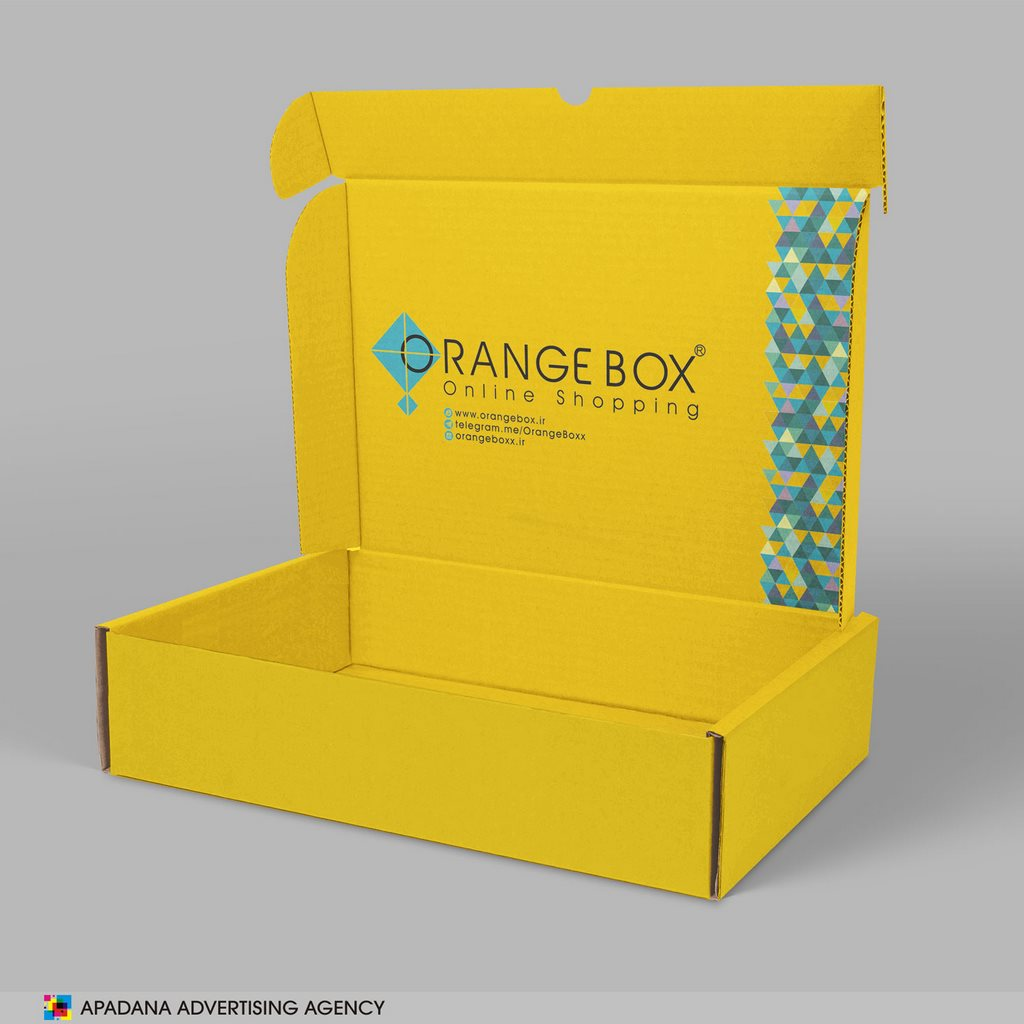 چاپ جعبه و بسته بندی